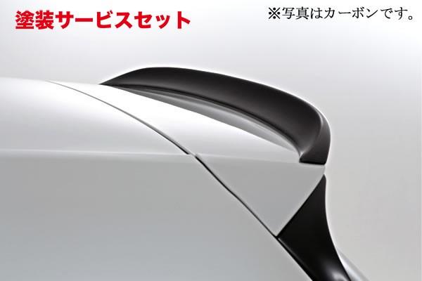 ★色番号塗装発送フォルクスワーゲン ゴルフ 7 VW GOLF VII | ルーフスポイラー / ハッチスポイラー【ガレージベリー】GOLF 7 GTI リアルーフスポイラー