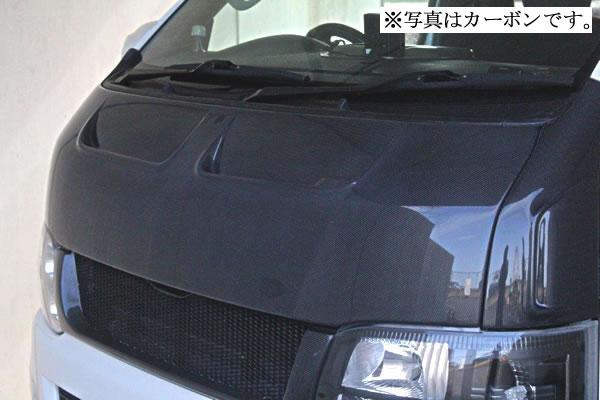 200 ハイエース 標準ボディ   ボンネットフード【ガレージベリー】ハイエース 200系 4型 標準ボディ アタカタイプボンネット