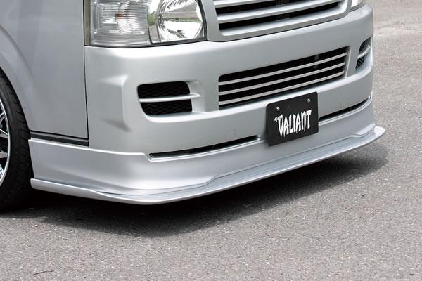 200 ハイエース 標準ボディ | フロントアンダー / アンダーパネル【ガレージベリー】純正リップ専用アンダーフラップ