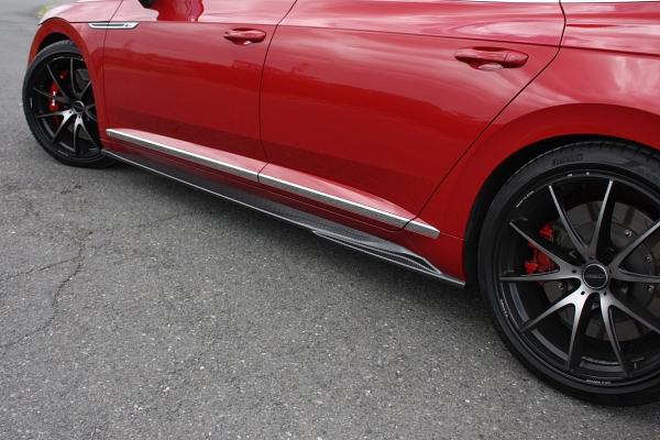 VW ARTEON   サイドステップ【ガレージベリー】Arteon サイドステップ