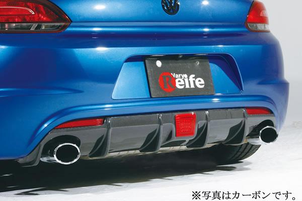 VW Scirocco | リアアンダー / ディフューザー【ガレージベリー】Scirocco R リアディフューザー