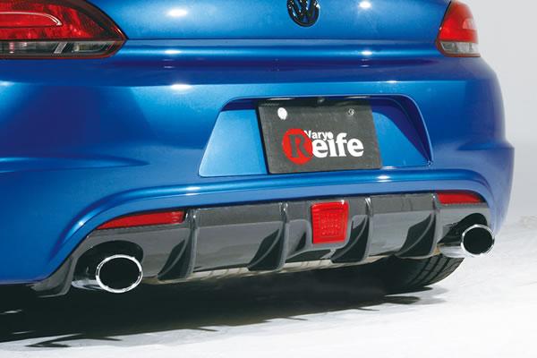 VW Scirocco | リアアンダー / ディフューザー【ガレージベリー】Scirocco R リアディフューザー用バックフォグ(バルブ)