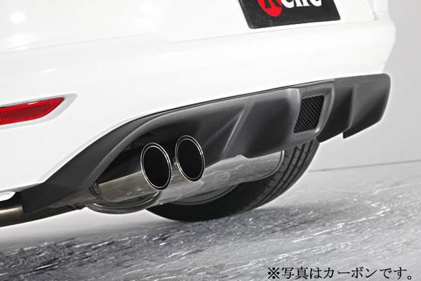 VW Scirocco   リアアンダー / ディフューザー【ガレージベリー】Scirocco TSI リアディフューザー