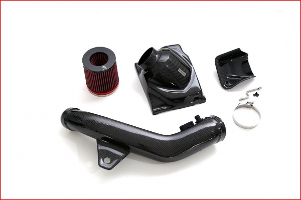 BMW 2 Series F22 | エアクリーナー キット【3D デザイン】BMW 2Series F22 M235i HIGH FLOW INTAKE AT車