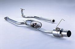 L900 ムーヴ | ステンマフラー【フジツボ】POWER Getter ムーヴ エアロダウンRS/カスタムターボ 4WD L910S