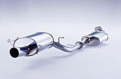 S14 シルビア | ステンマフラー【フジツボ】Legalis R シルビア 2.0 S14