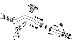 カプチーノ | フロントパイプ【フジツボ】カプチーノ EA11R/EA21R フロントパイプ
