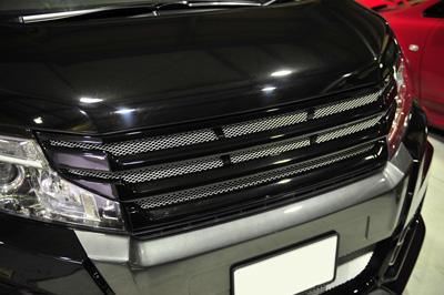 フロントグリル【ノブレッセ】ステップワゴン RK5/6 後期 グリル単品 未塗装