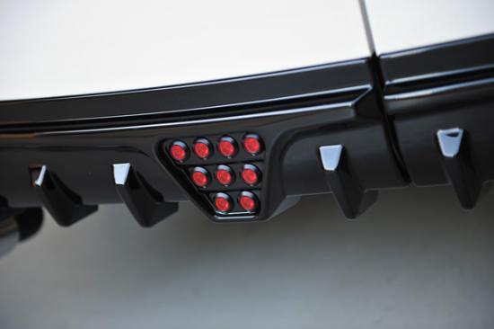 バックフォグ【ノブレッセ】LEDバックフォグKIT [車種]ステップワゴン RP