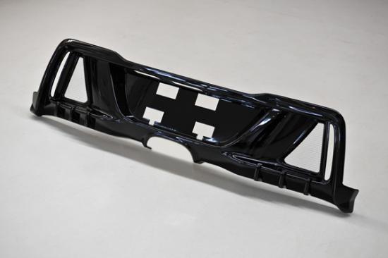 リアバンパーカバー / リアハーフ【ノブレッセ】S660 リアハーフバンパー 未塗装