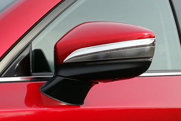 CX-5 KF系   ウインカーミラーカバー / ウインカー付ミラー【ケンスタイル】CX-5 KF ドアミラーガーニッシュ