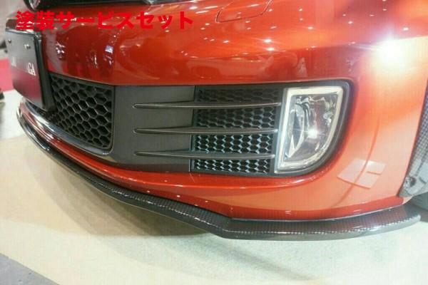 色番号塗装発送VW GOLF VI フロントリップ ラン ターガ VW GOLF6 GTI用フロントリップ お年賀 年始 季節のご挨拶