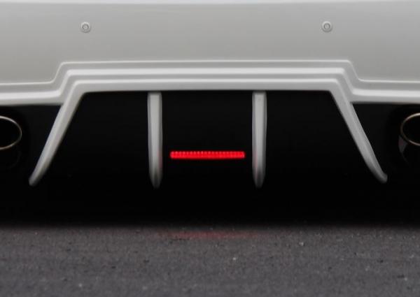 21 クラウン アスリート CROWN ATHLETE | バックフォグ【LDJデザイン】210クラウン LDJ DESIGN プラチナムライン リアハーフスポイラー専用バックフォグ