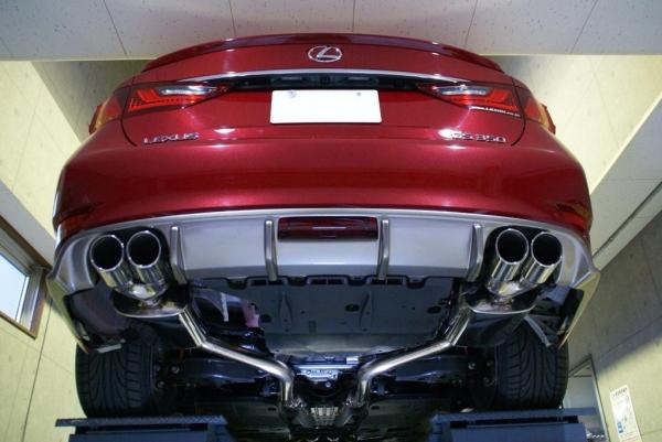 LEXUS GS 10 | エキゾーストキット / 排気セット【レクソン】LEXUS GS L1#型 L:exhaust STD