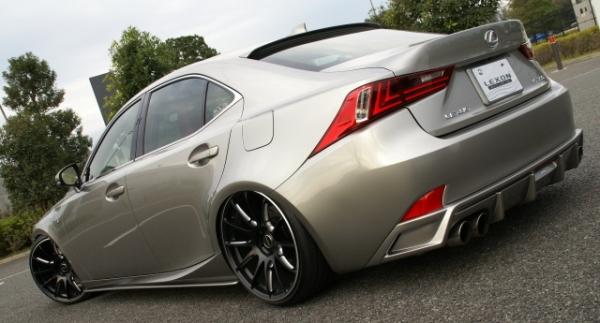 LEXUS IS 30 | ルーフスポイラー / ハッチスポイラー【レクソン】LEXUS IS 30系 250/350/300h F-sport ルーフウィング CARBON