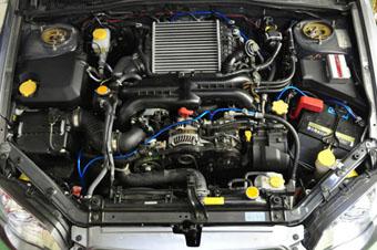 BR レガシィ ツーリングワゴン | アーシング【リベラル】レガシィツーリングワゴン BR アーシングキット