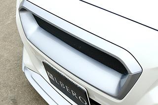 レヴォーグ   フロントグリル【リベラル】レヴォーグ VM フロントグリル 塗装品(クリスタルホワイト・パール)