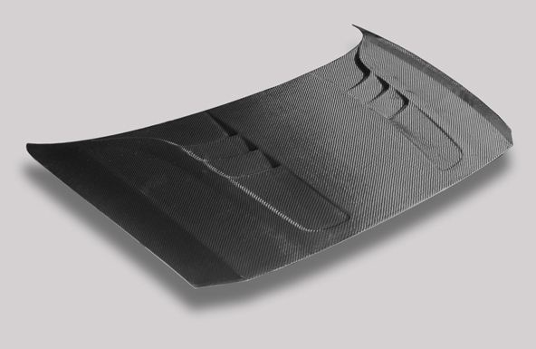 CR-Z | ボンネット ( フード )【エムアンドエム ホンダ】CR-Z エアロカーボンボンネット 平織りカーボン 未塗装