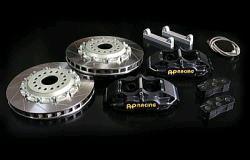 NSX | ブレーキキット【エムアンドエム ホンダ】NSX NA1/2 APレーシング4ポットブレーキキャリパーシステム Type 4L330
