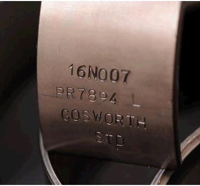 シビック FD1-3 | エンジンパーツ / その他【エムアンドエム ホンダ】CIVIC FD2 コスワース ハイパフォーマンスコンロッドメタル 8個セット レースタイプ
