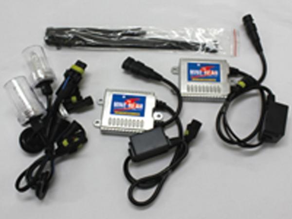 汎用 LED/HID | HID キット【ミヤマ】MINE BEAM H.I.D 35W シングルタイプコンバージョンキット 仕様:35W-24V バルブ形状:HB3(9005) 6000K