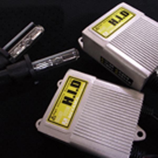 汎用 LED/HID   HID キット【ミヤマ】MIYAMA H.I.D 25Wバルブ・バラストキット (12V用) 5800K ホワイト バルブ形状:H3