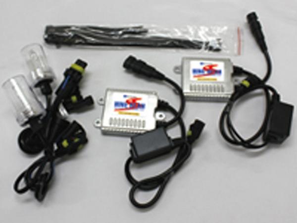 汎用 LED/HID   HID キット【ミヤマ】MINE BEAM H.I.D 25W シングルタイプコンバージョンキット (フォグランプ専用) バルブ形状:H3 3000K