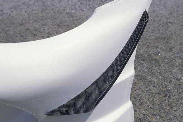 NA ロードスター | フロントカナード【ガレージベリー】ロードスター NA フロントバンパー Type-N用カナード カーボン製