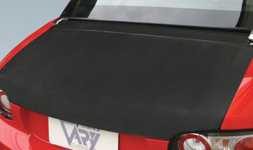 NC ロードスター | トランク / テールゲート【ガレージベリー】ロードスター NC 軽量トランク カーボン製