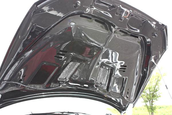 ランサーエボ 10 | ボンネットフード【ガレージベリー】ランサーエボ 10 レインガード FRP製