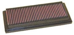【グループエム】K&N エアーフィルター 純正交換タイプ ROVER 400 【 96-99 】 グレード:2.0 420 GSi/GTi/SLi 16V [排気量]2000