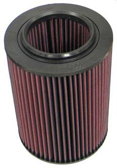 【グループエム】K&N エアーフィルター 純正交換タイプ VOLKSWAGEN VANAGON T4 【 95-97 】 70ACU グレード:2.5 (Round filter) [排気量]2500 《 ACU 》 純正品番:044129620A