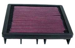 【グループエム】K&N エアーフィルター 純正交換タイプ TOYOTA マーク II 【 96.09-00.10 】 JZX100 Turbo グレード: [排気量]2500 《 1JZ-GTE 》 純正品番:17801-46060