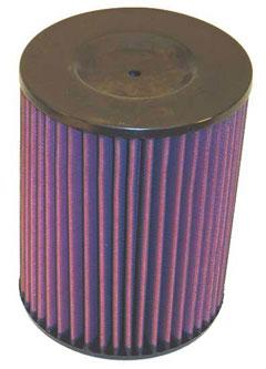 【グループエム】K&N エアーフィルター 純正交換タイプ TOYOTA ランドクルーザープラド 【 85.10-90.04 】 LJ71G Diesel Turbo グレード: [排気量]2400 《 2L-T 》 純正品番:17801-31050
