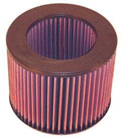 【グループエム】K&N エアーフィルター 純正交換タイプ TOYOTA ハイラックスサーフ 【 89.04-93.08 】 LN130/131 Diesel Turbo グレード: [排気量]2400/2800 《 2L-T/TE/3L 》 純正品番:17801-54060