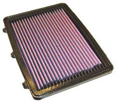【グループエム】K&N エアーフィルター 純正交換タイプ ALFA ROMEO アルファロメオ 145 【 95-01 】 グレード:1.6 TWIN SPARK 16V [排気量]1600 純正品番:60561931