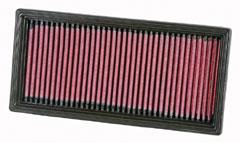 【グループエム】K&N エアーフィルター 純正交換タイプ DODGE(ダッヂ) CARAVAN V6 【 96-99 】 グレード:3.8 [排気量]3800