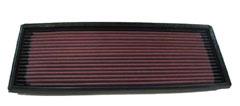 【グループエム】K&N エアーフィルター 純正交換タイプ DODGE(ダッヂ) RAM PICK UP 【 94-02 】 グレード:8.0 2500/3500 [排気量]8000