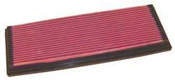 【グループエム】K&N エアーフィルター 純正交換タイプ BMW ALPINA (アルピナ) E34 【 88-92 】 254ps グレード:B10 3.5 [排気量]3500 純正品番:13721707021