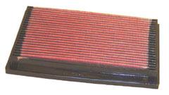 【グループエム】K&N エアーフィルター 純正交換タイプ FORD PROBE 【 92-97 】 1ZVTU グレード:3.0 V6 [排気量]3000 《 AS 》 純正品番:F8B3-13-Z40