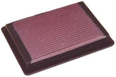 【グループエム】K&N エアーフィルター 純正交換タイプ FORD TAURUS 【 96-99 】 1FASP52/57 グレード:3 [排気量]3000 《 SI 》 純正品番:F6DZ9601B