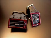 / S190 またはオ-キッドブラウン) GS ウッドカラ-の他,ブラック LEXUS 3コ-トグラフィック その他【グラージオ】LEXUS | 3点SET(吹き出し口ロゴ標準記載 内装パーツ GS センタ-+サイドレジスタ-