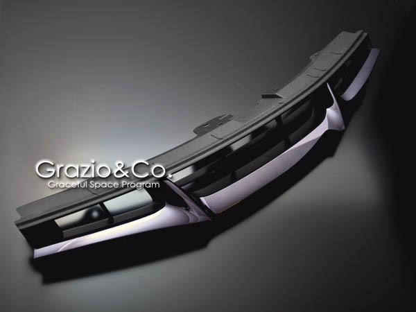20 ウィッシュ | フロントグリル【グラージオ】ウィッシュ ZGE20 フロントグリルASSY (Z/Sグレード前期モデル対応品) オパールクローム