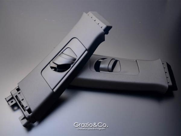 <title>Prius ピラー Grazio 30 開店記念セール プリウス グラージオ 30系 ブラック インテリアピラー B</title>