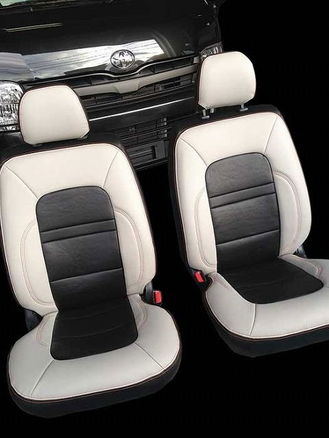 200 ハイエース ワイド | シートカバー【ユーアイ】ハイエース 200系 ワイド コンフォートシートカバー S-GL 1台分セット