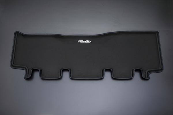 E26 NV350 キャラバン CARAVAN   フロアマット【ムーンフェイス】NV350キャラバン E26 ノーマルボディ コンフォートマット セカンド ステッチ:ブルー
