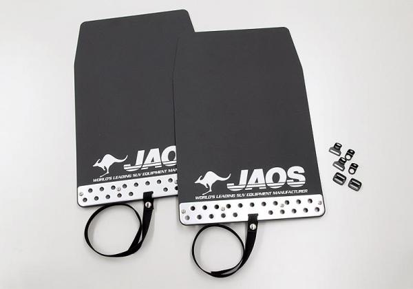 20 RAV4   泥除け / マッドガード【ジャオス】JAOS マッドガード3 汎用タイプ Mサイズ ブラック