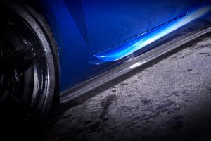 レクサス RC F | サイドステップ【ノヴェル】LEXUS RC-F サイドスポイラー カーボン製