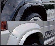 クロスロード | オーバーフェンダー / トリム【オカダエンタープライズ (OEP)】クロスロード オーバーフェンダー 未塗装