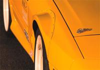FC3S RX-7 | オーバーフェンダー / トリム【パンスピード】RX-7 FC3S FRP製Fオーバーフェンダー (ボルトオン)